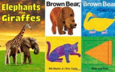 5 Best Types of Books for Toddlers with Autism